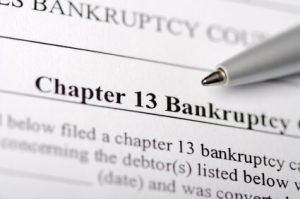 what is chapter 13 bankruptcy