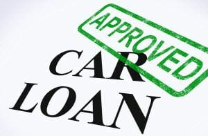 auto loan after bankruptcy