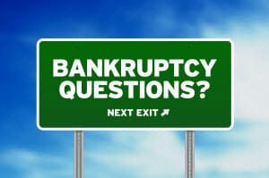 does personal bankruptcy affect business