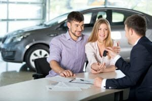buying a car after bankruptcy