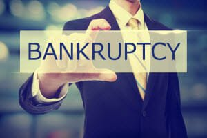what does bankruptcy mean