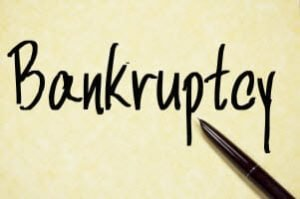 personal bankruptcy rules