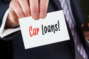 car loans after bankruptcy