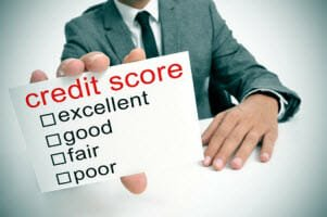 credit score after bankruptcy